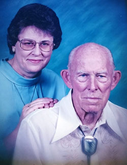 Lester and Claire Schneck